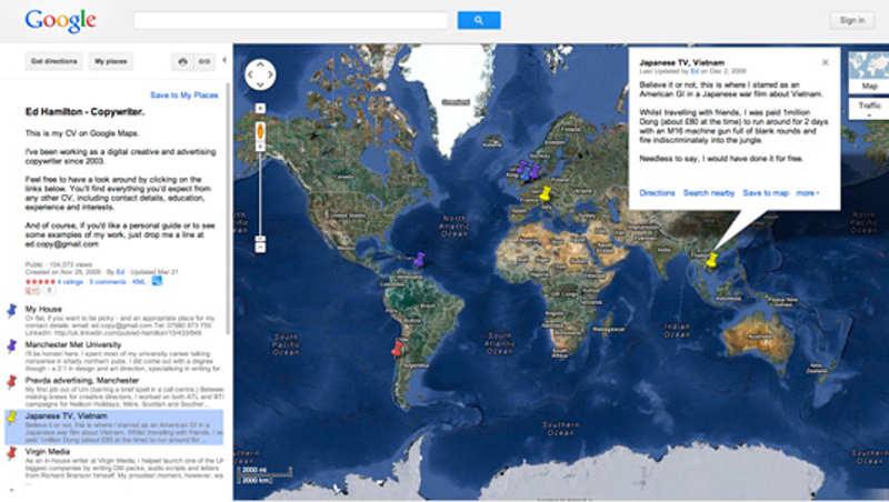 google-maps-cv