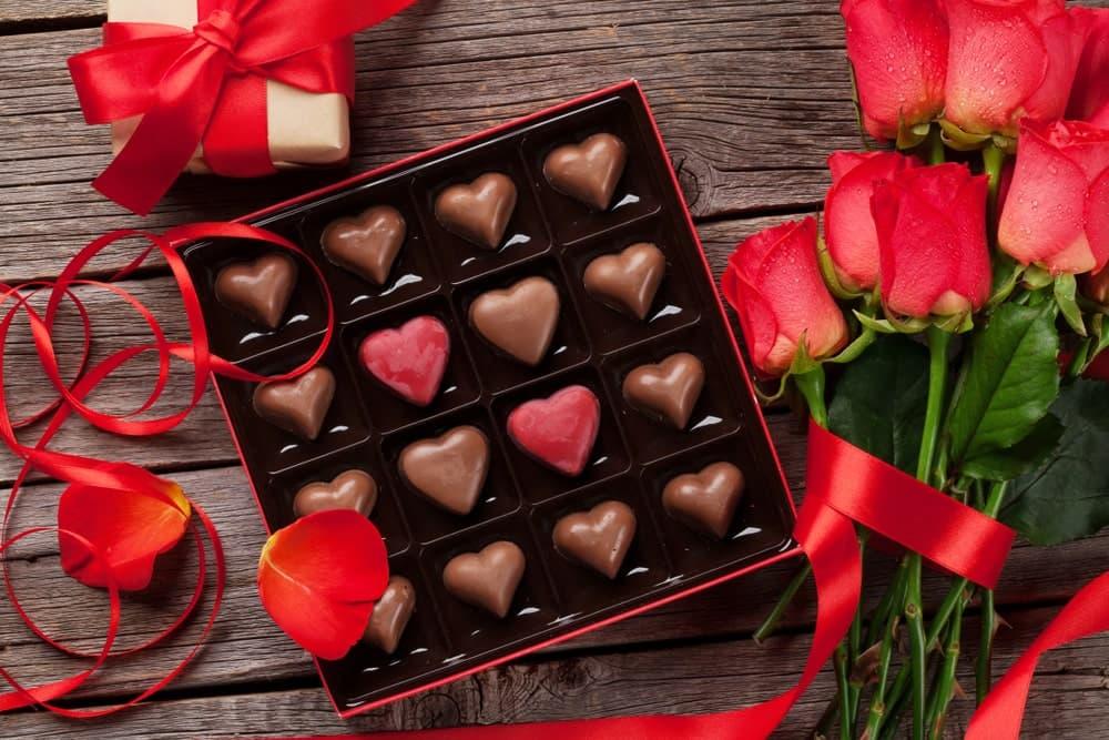 romantic jobs chocolates